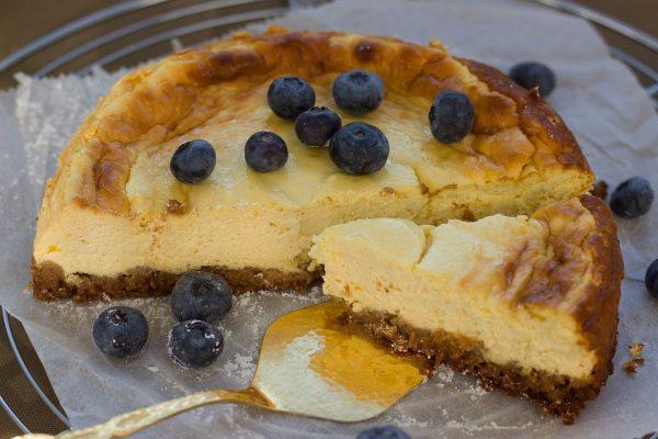 gâteau au fromage : fondez pour ces 4 recettes - blog chez le fromager